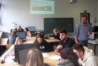 IT Fachinformatiker unterrichten über 600 Schülerinnen und Schüler
