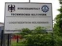 FL61 zu Besuch im Logistikzentrum Heiligenhaus der Bundesanstalt Technisches Hilfswerk