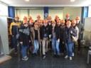 PK41 besucht die Siemens AG am Standort Mülheim an der Ruhr