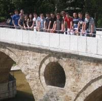 … auf nach Sarajevo – HM32 mit Franz-Ferdinand von Österreich quer durch den Balkan über die Brücke von Mostar in die Hauptstadt Bosnien-Herzegowinas