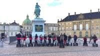 ... auf in die dänische Hauptstadt – HS51  mit Hans Christian Andersen durch die Strøget auf dem Segway zur Kleinen Meerjungfrau im Nyhavn von Kopenhagen 🇩🇰