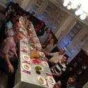 Ein kleines bisschen wie Zuhause – Iftar mit Schülern aus der Flüchtlingsklasse