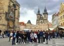Grüße aus Prag von der HS81