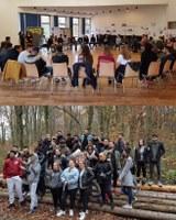 Interkultureller Austausch der BF81 in Bonn