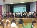 Abschlussfeier der Höheren Handelsschule