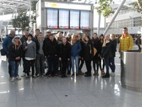 Logistik hautnah - HH48 am Düsseldorf Airport