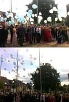 """"""" 99 Luftballons"""" oder herzlichen Glückwunsch zur Allgemeinen Hochschulreife 2014"""