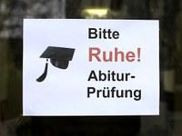Abitur 2018 – viel Glück und viel Erfolg!
