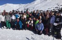 Die Berufsschule unterwegs mit der Mercator Ski AG ...... ganz schön erwachsen ☺