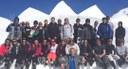 Die Skihasen aus der GY52 grüßen aus Österreich