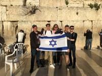 Shalom aus Ramla von Schülern der GY82