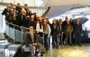 Zu Besuch bei ThyssenKrupp Steel in Duisburg