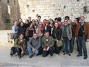 Begegnung  an der Klagemauer 12.04.2011