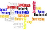 """Abteilung Projekte/Schulentwicklung: """"Traditionsbewusstsein - bilaterale Schulentwicklungsgespräche mit dem Koning Willem I College"""""""
