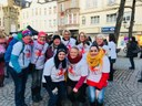 One Billion Rising: Auch Kolleginnen protestieren tanzend