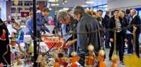 """Rheinische Post: """"Großer Adventsmarkt im Mercator-Berufskolleg"""""""
