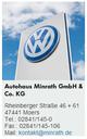 Autohaus Minrath