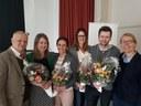 Wir beglückwünschen unsere Referendarinnen und Referendare...