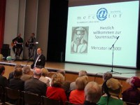 500 Jahre Mercator - Mercator Berufskolleg feiert Jubiläum seines Namenspatrons