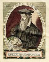 500. Geburtstag Gerhardus Mercator