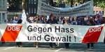Bundesweite Schweigeminute zum Gedenken an die Opfer rechtsextremistischer Gewalt