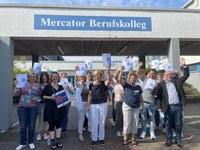 Das Mercator Berufskolleg gestaltet mit Service-Learning die Zukunft